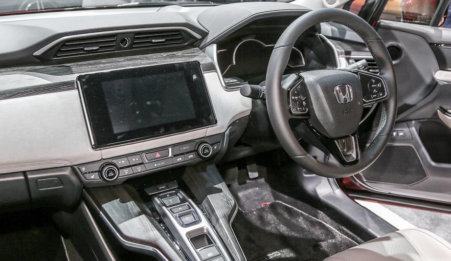 2020 Honda Passport Interior