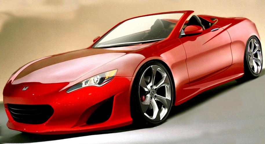 2020 Honda Prelude Concept