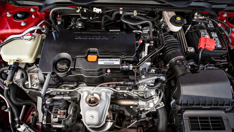 2020 Honda Prelude Engine