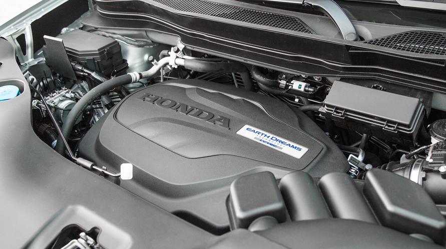 2020 Honda Ridgeline Redesign Engine