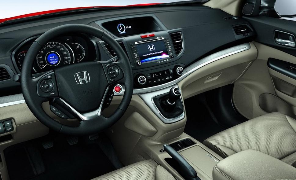 2020 Honda SUV Interior