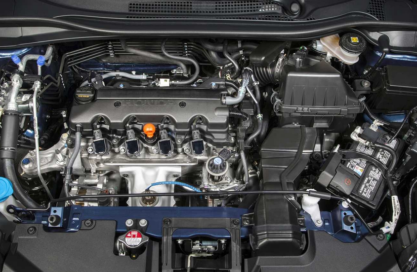 2020 Honda Truck Engine
