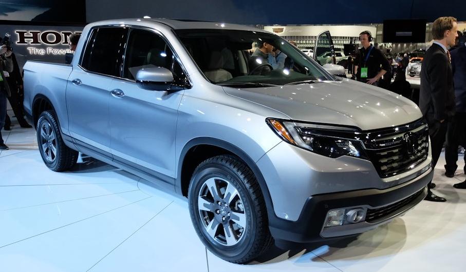 2020 Honda Truck Exterior