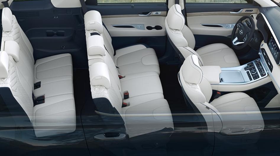 2020 Hyundai 7 Seater Concept