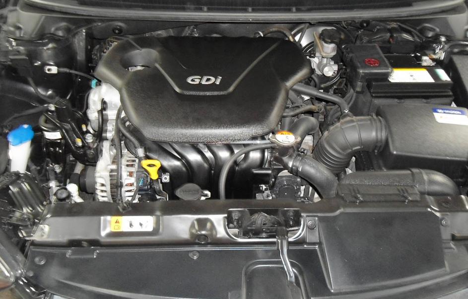 2020 Hyundai Avante Engine