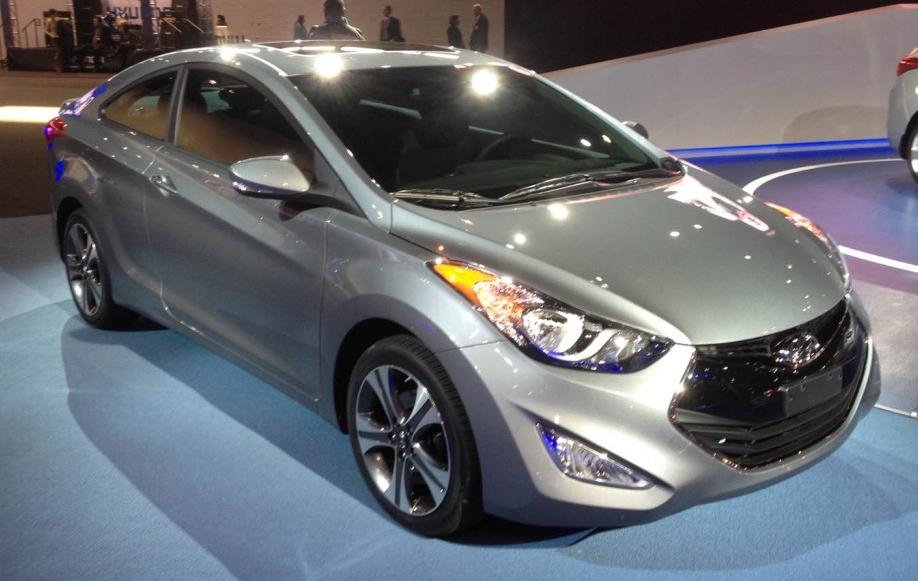 2020 Hyundai Avante Exterior