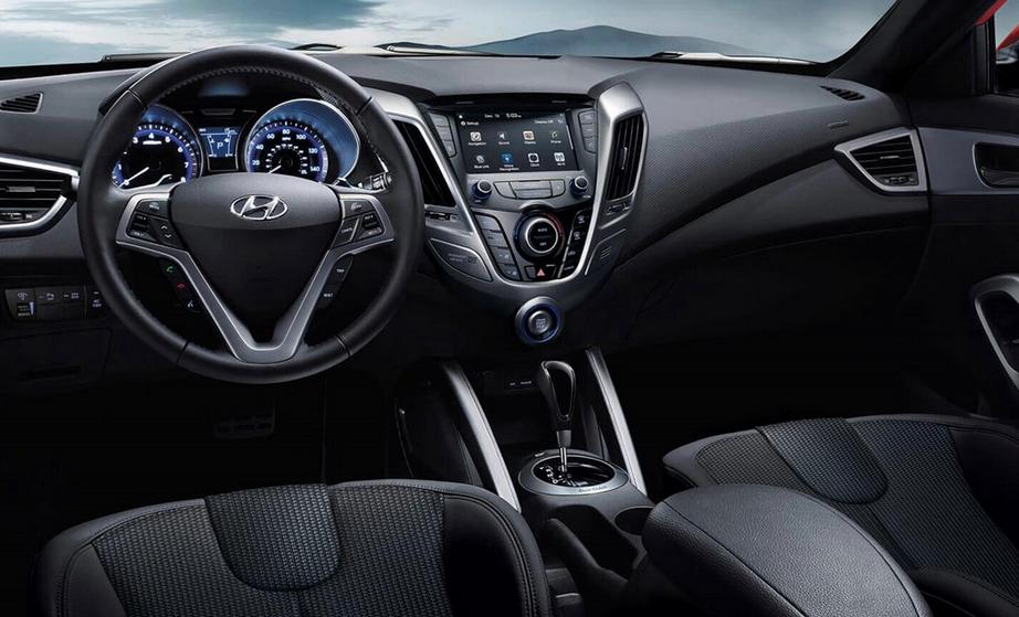 2020 Hyundai Avante Interior