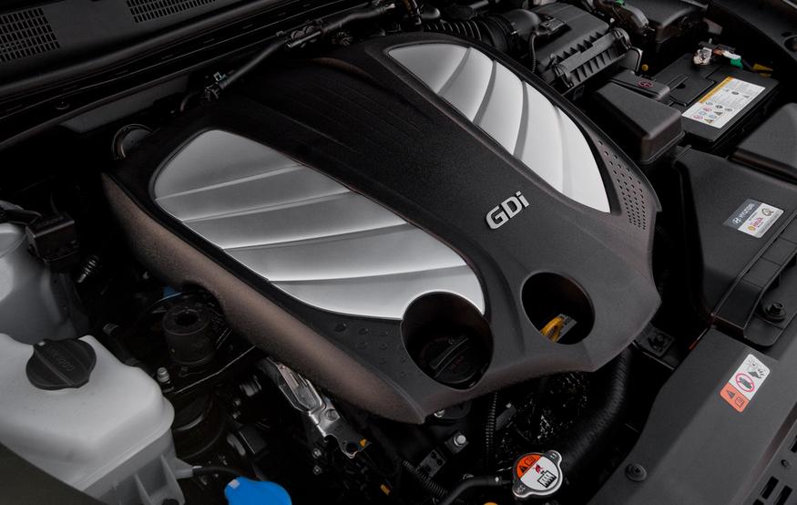 2020 Hyundai Azera Engine