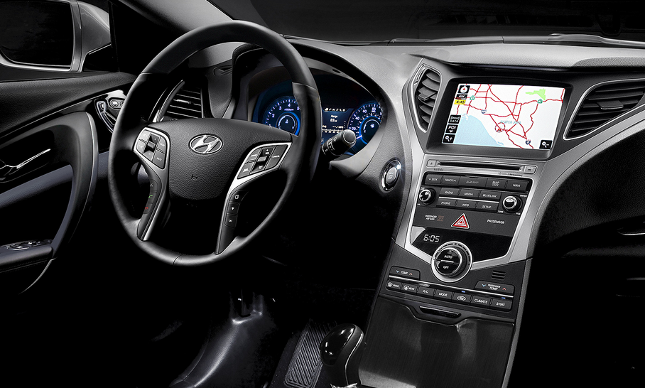 2020 Hyundai Azera Interior