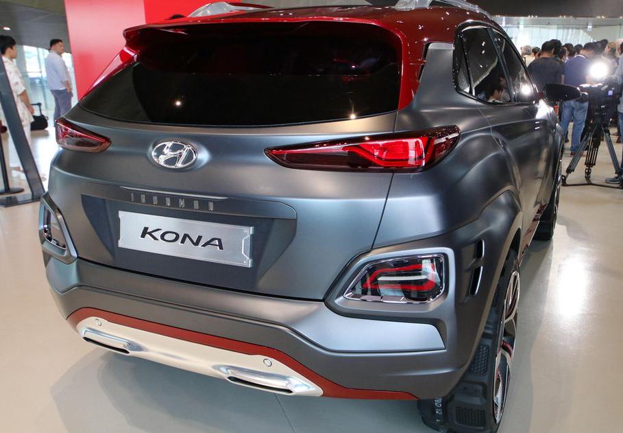 2020 Hyundai Cars Kona