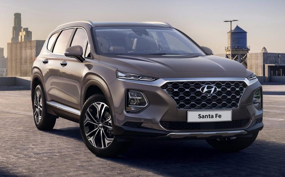 2020 Hyundai Cars Santa Fe