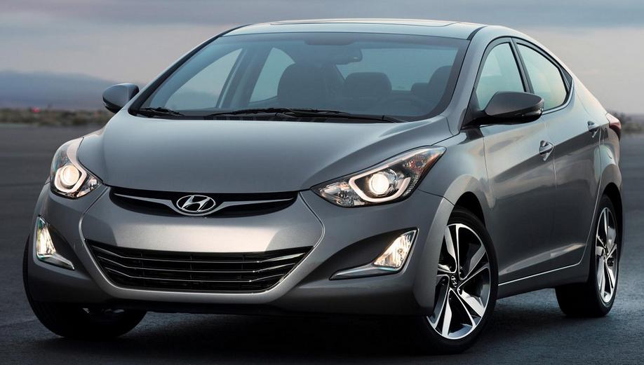 2020 Hyundai Elantra Exterior