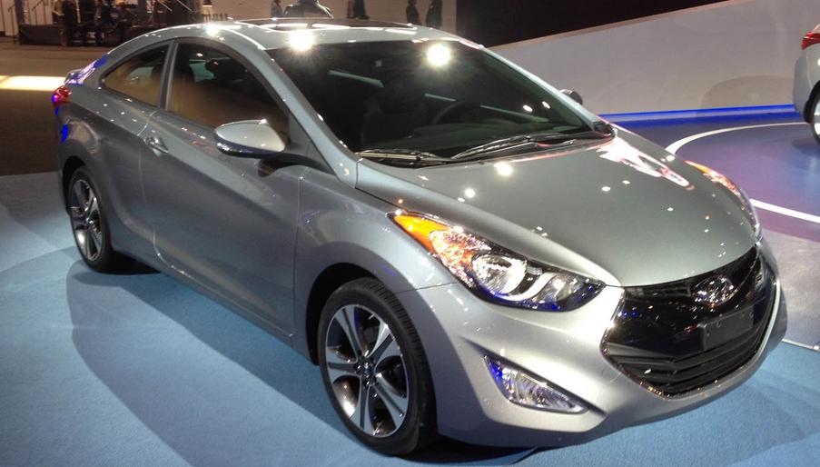 2020 Hyundai Elantra GT Exterior