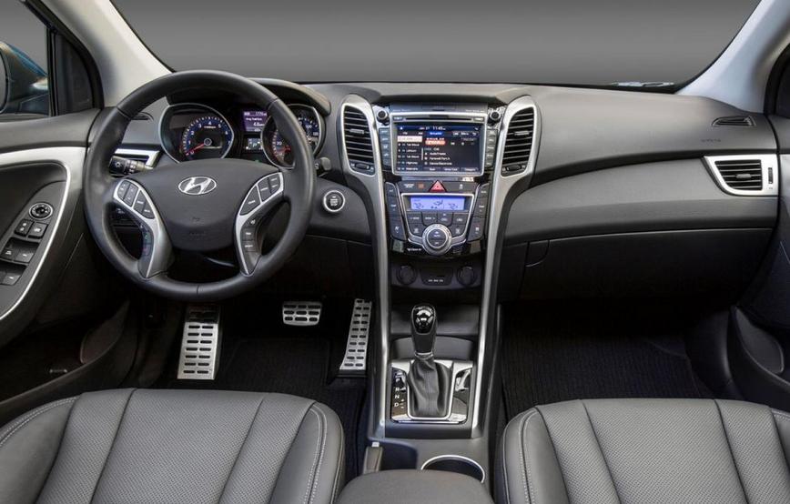 2020 Hyundai Elantra GT Sport Interior