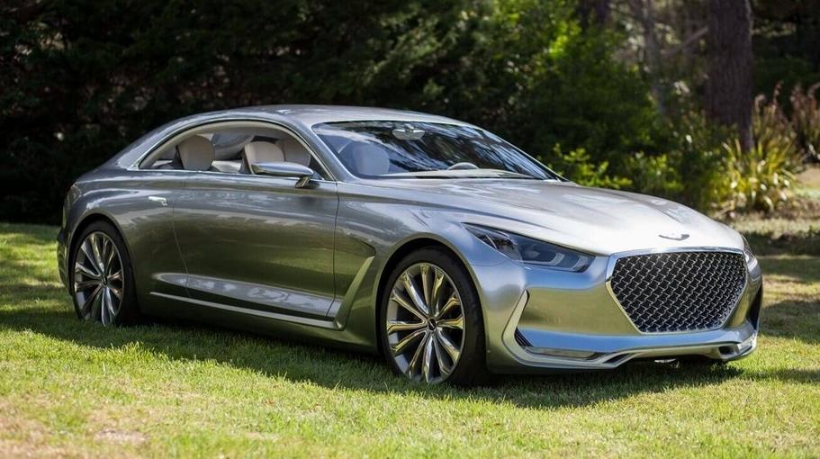 2020 Hyundai Genesis Coupe Exterior