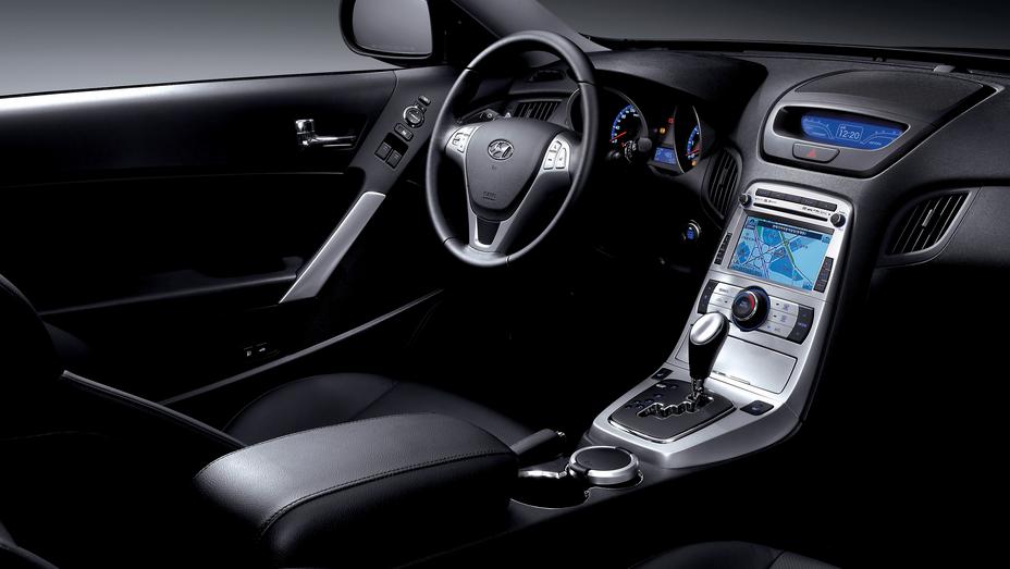 2020 Hyundai Genesis Coupe Interior
