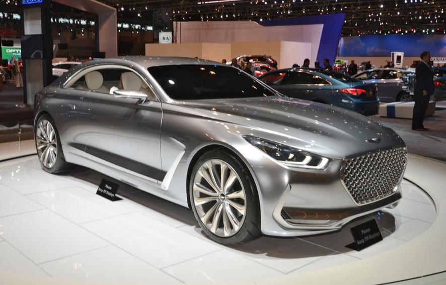 2020 Hyundai Genesis G90 Exterior
