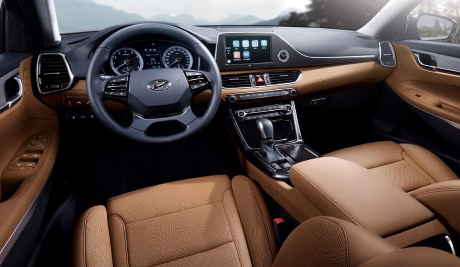 2020 Hyundai Grandeur Interior