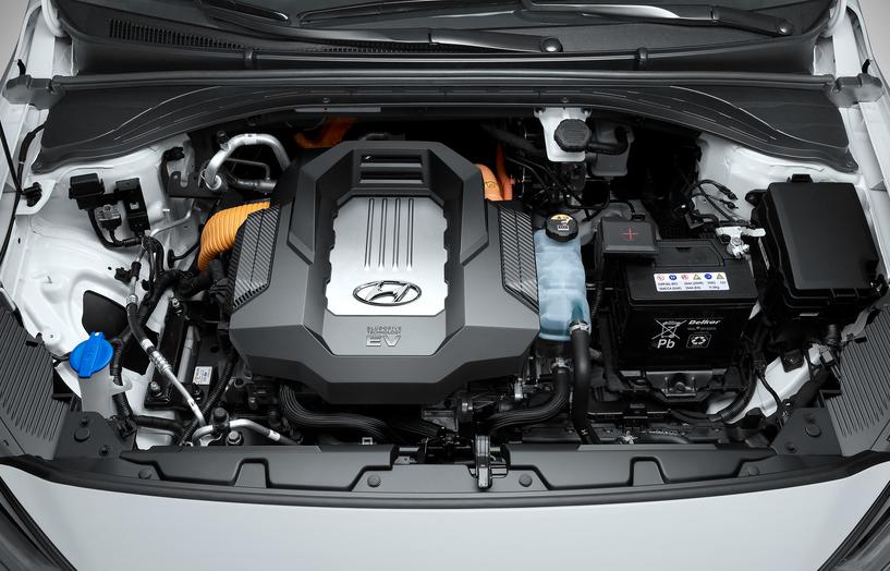 2020 Hyundai Ioniq Electric Engine
