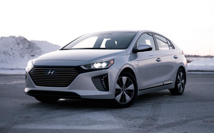 2020 Hyundai Ioniq Electric Exterior