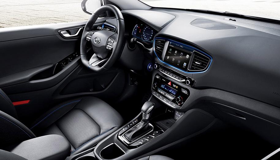2020 Hyundai Ioniq Interior