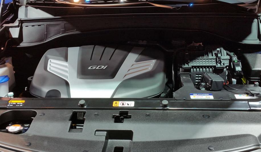 2020 Hyundai Pickup Engine