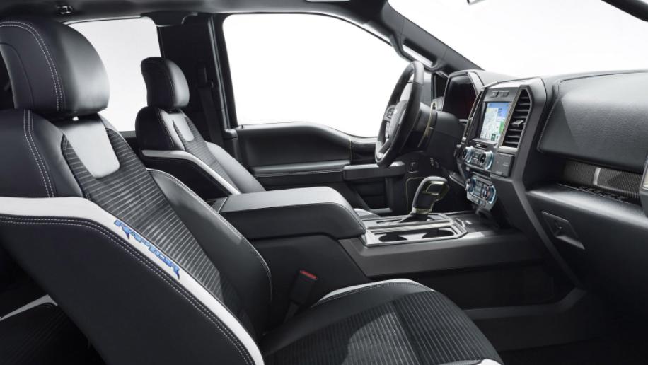 2020 Hyundai Pickup Truck Interior