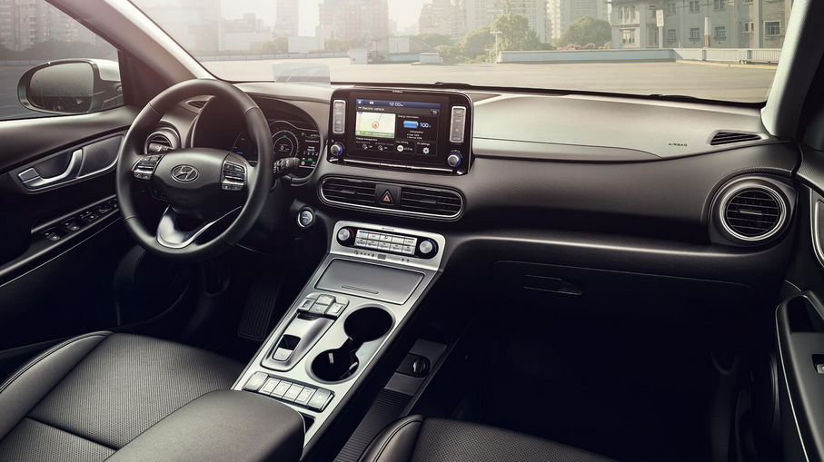 2020 Hyundai SUV Interior