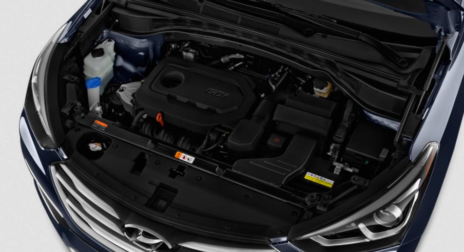 2020 Hyundai Santa Cruz Engine