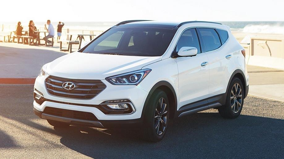 2020 Hyundai Santa FE Sport Exterior