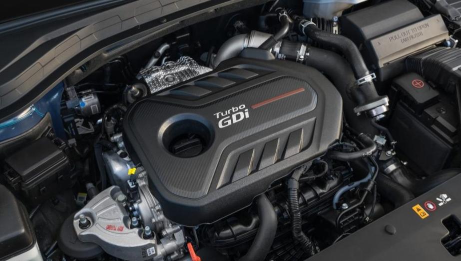 2020 Hyundai Santa FE XL Engine