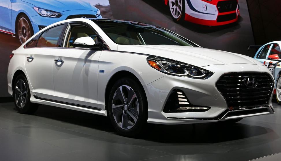2020 Hyundai Sonata Limited Exterior