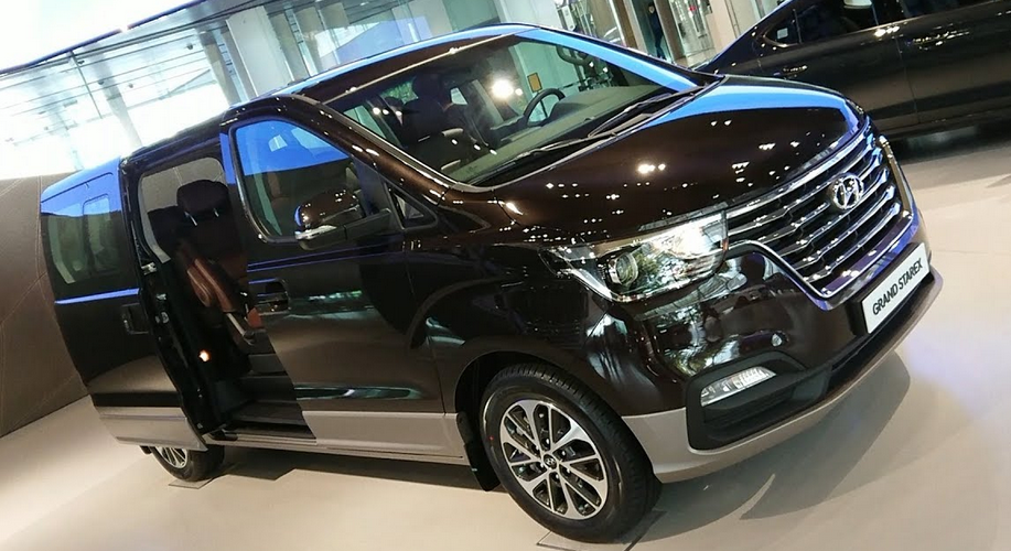 2020 Hyundai Starex Exterior