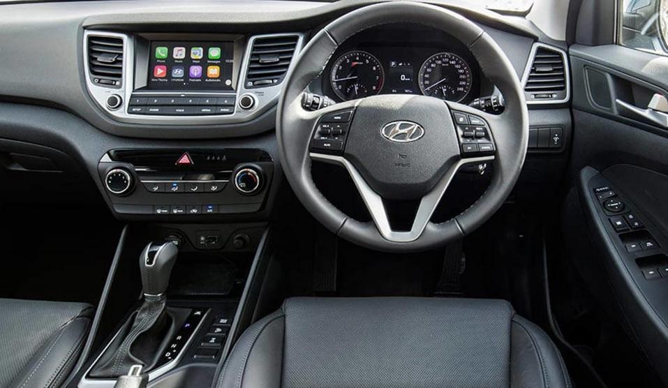 2020 Hyundai Tucson N Interior