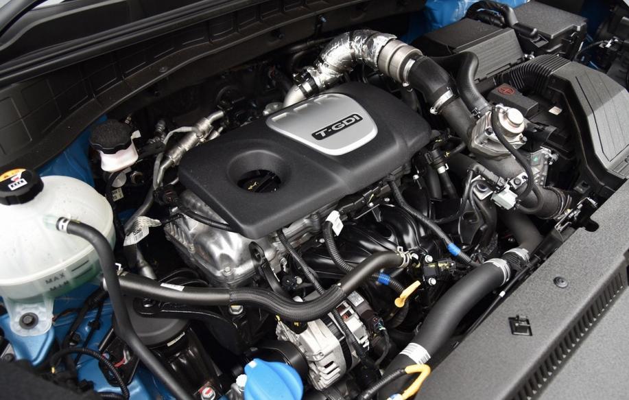 2020 Hyundai Tucson Redesign Engine