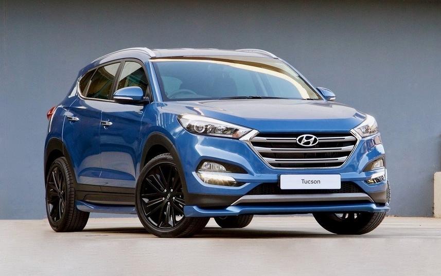 2020 Hyundai Tucson Redesign Exterior