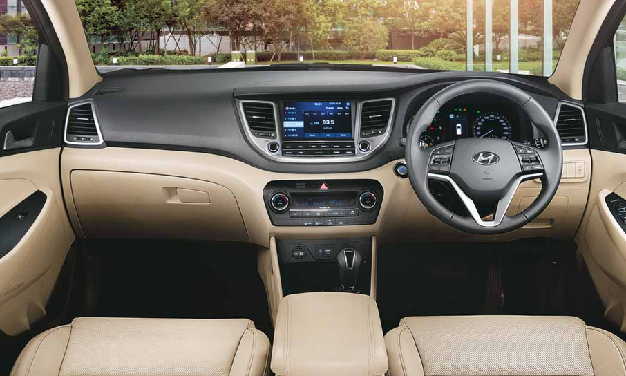 2020 Hyundai Tucson Redesign Interior