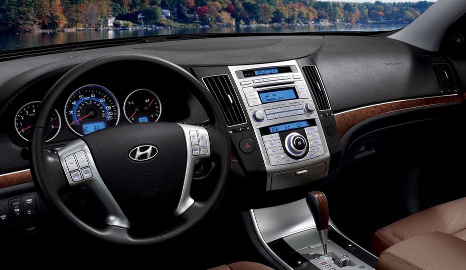 2020 Hyundai Veracruz Interior