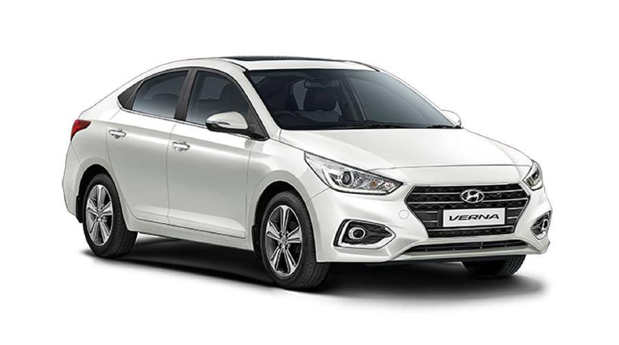 2020 Hyundai Verna Exterior