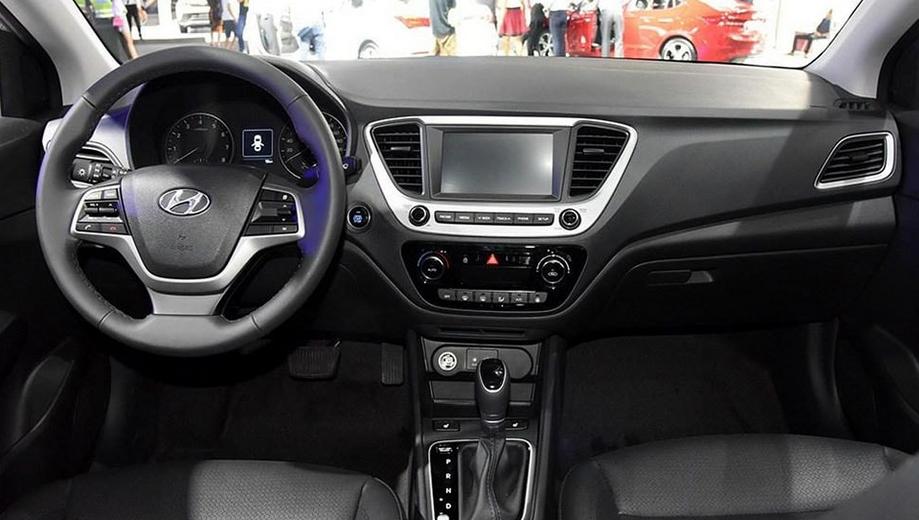 2020 Hyundai Verna Interior