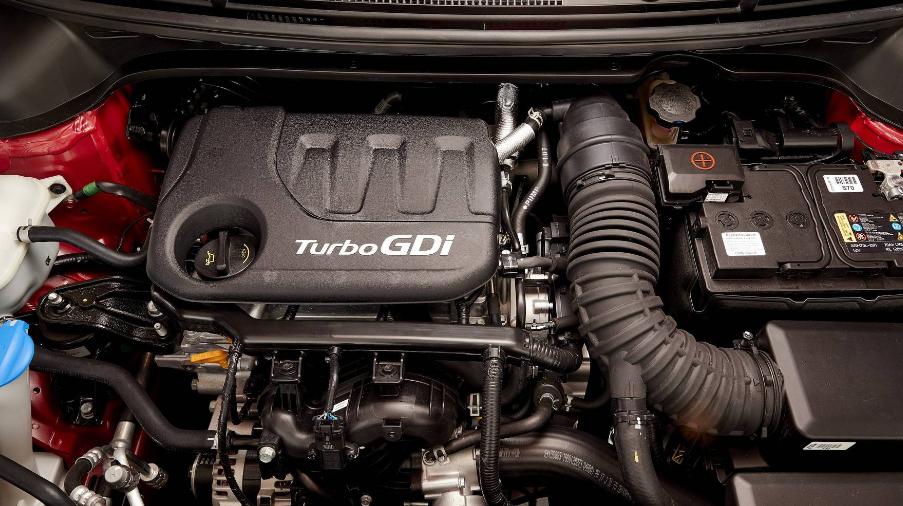 2020 Hyundai i20 Engine