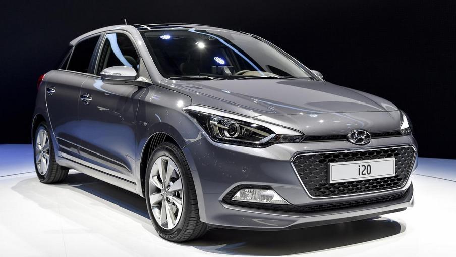 2020 Hyundai i20 Exterior
