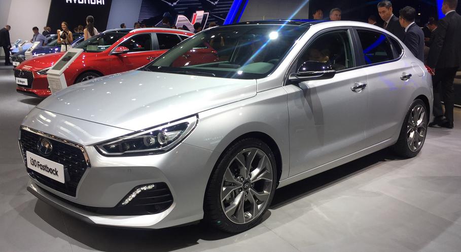 2020 Hyundai i30 Exterior