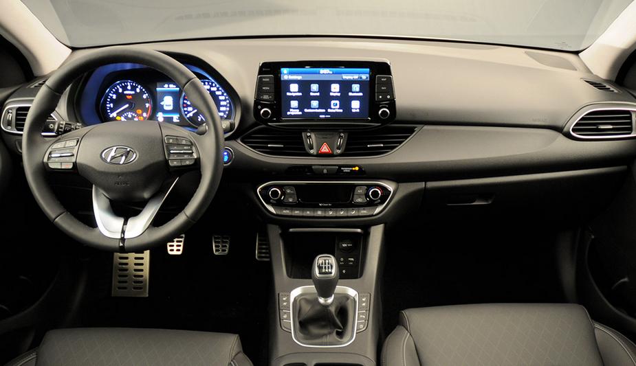 2020 Hyundai i30 Interior