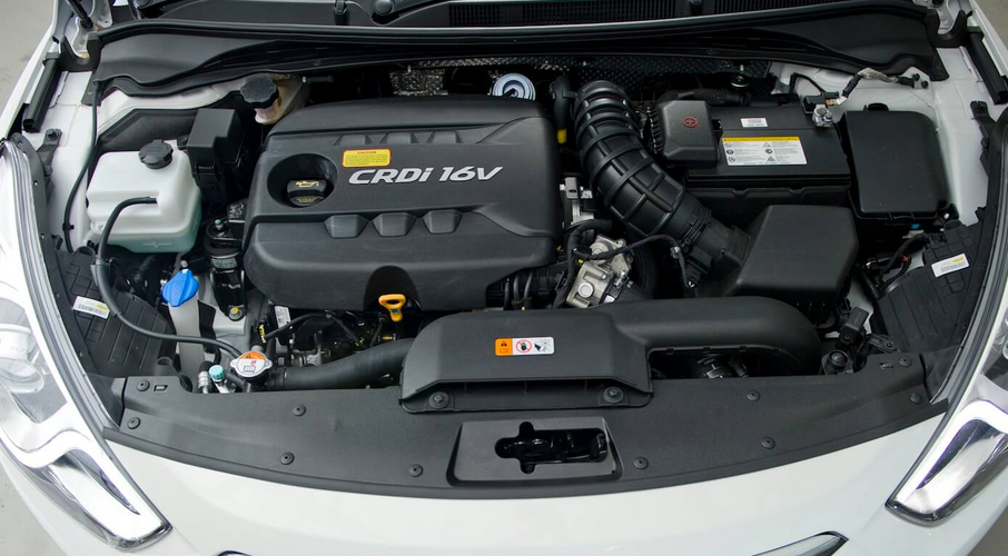 2020 Hyundai i40 Engine