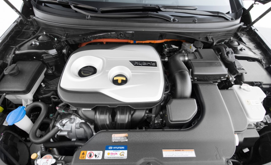 2020 Hyundai sonata Concept Engine