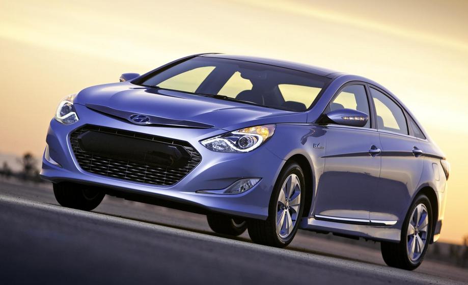 2020 Hyundai sonata Concept Exterior