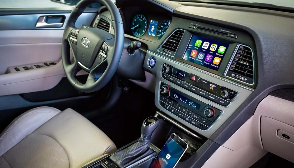 2020 Hyundai sonata Concept Interior
