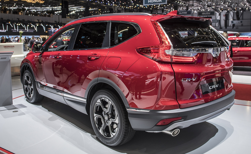 2021 Honda CRV Redesign Concept