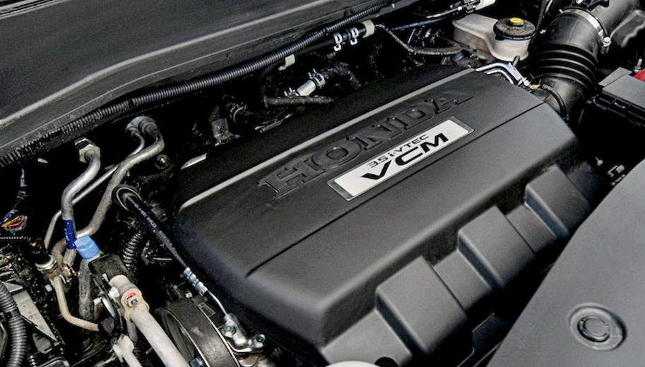 2021 Honda Pilot Engine